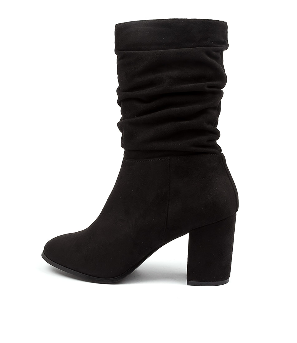 Buy Therapy Saffron Th Black Ankle Boots online with free shipping