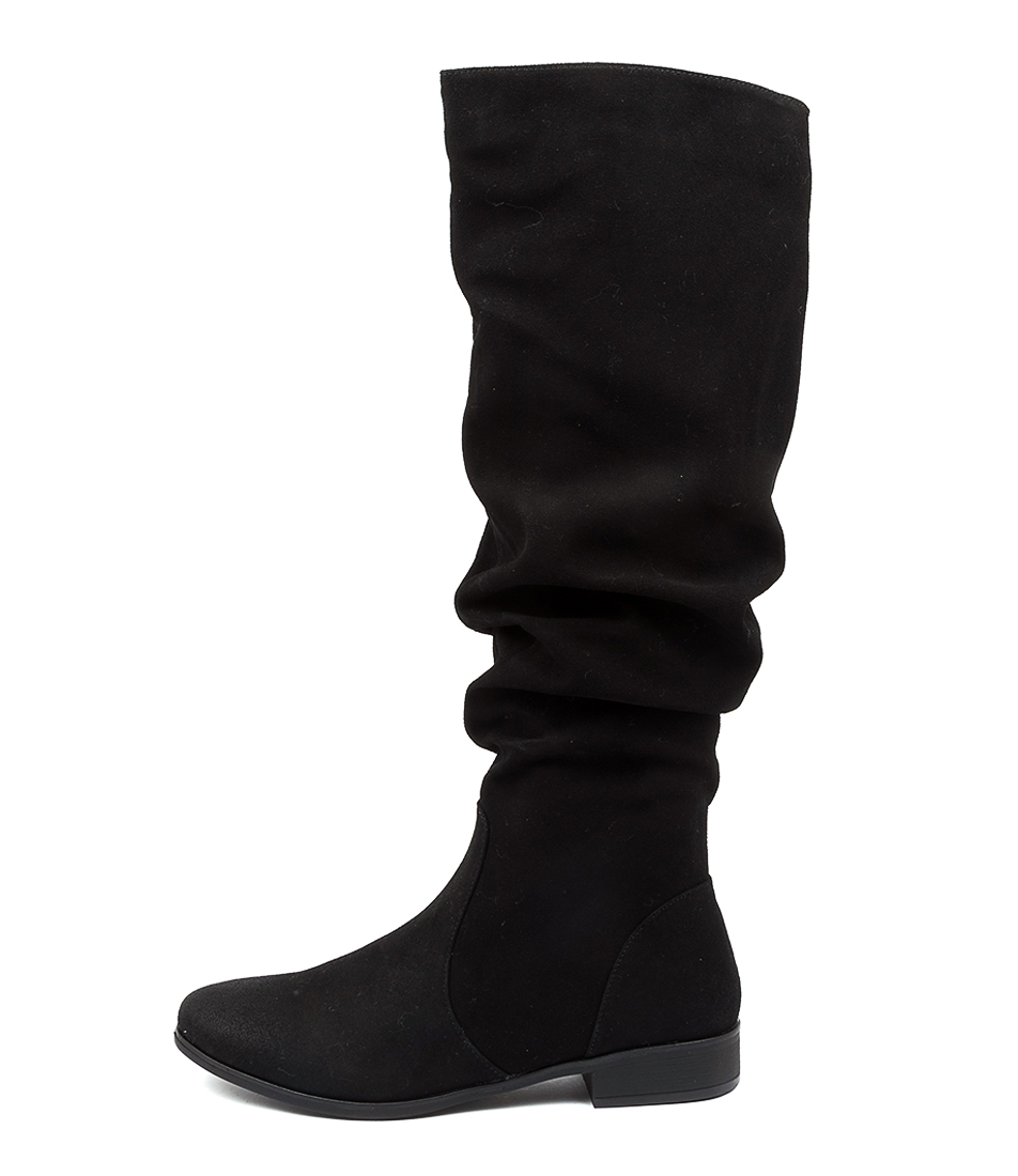 Buy Therapy Rawson Th Black Long Boots online with free shipping