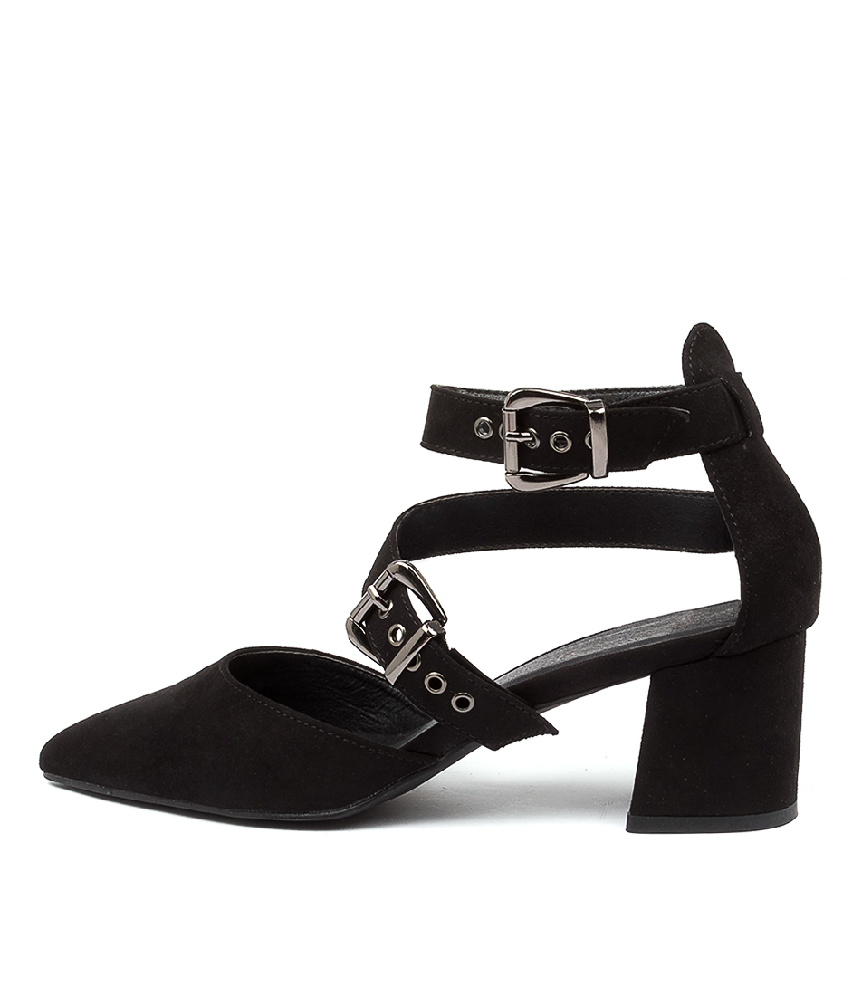 Buy Therapy Vesta Th Black High Heels online with free shipping