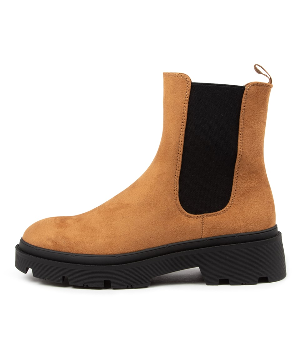 Buy Therapy Threadbo Th Tan Ankle Boots online with free shipping
