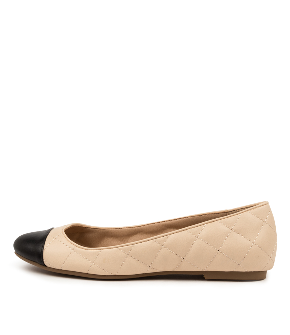 Buy Therapy Giselle Th Nude Flats online with free shipping