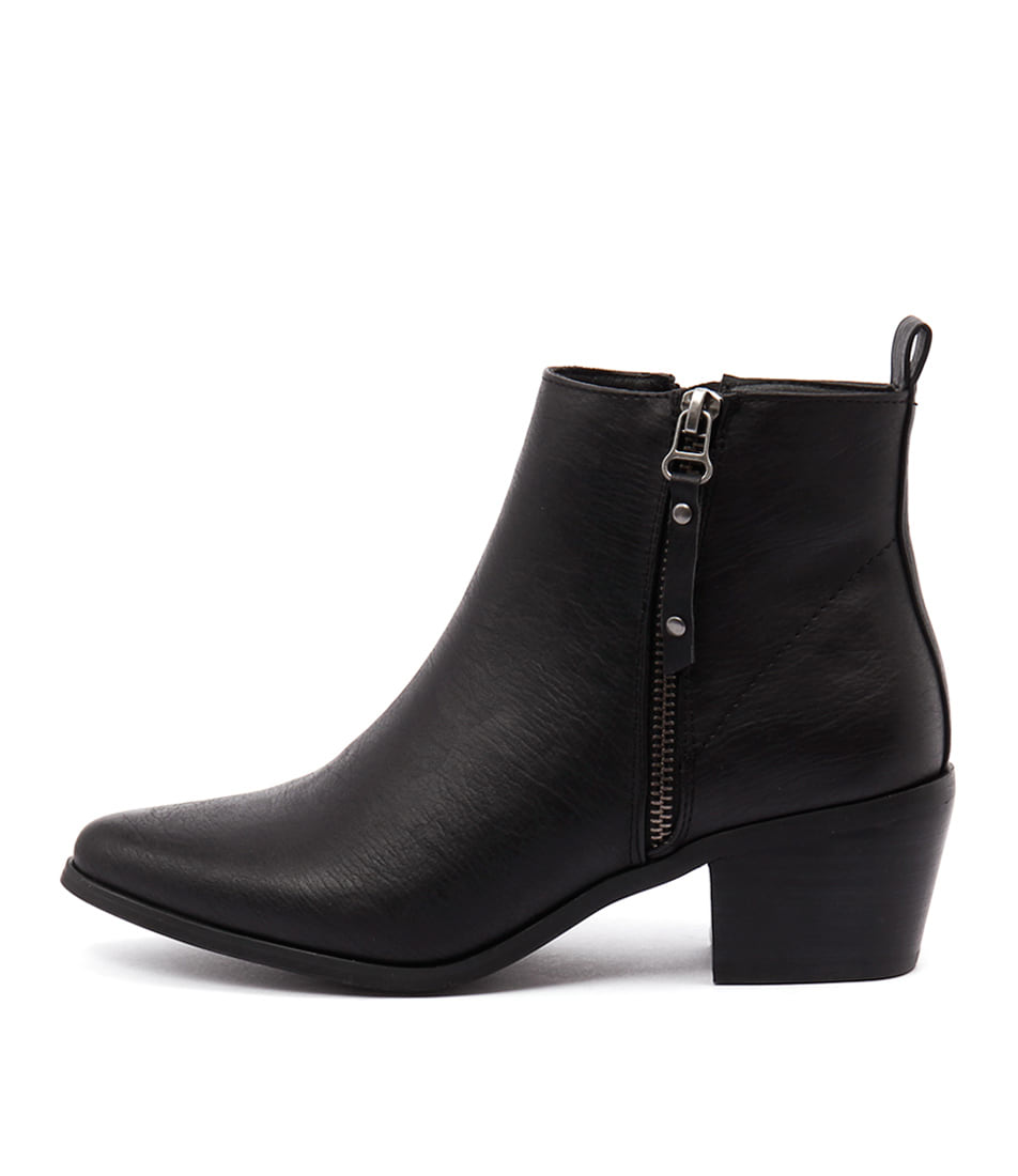 Therapy Diablo Th Black Casual Ankle Boots