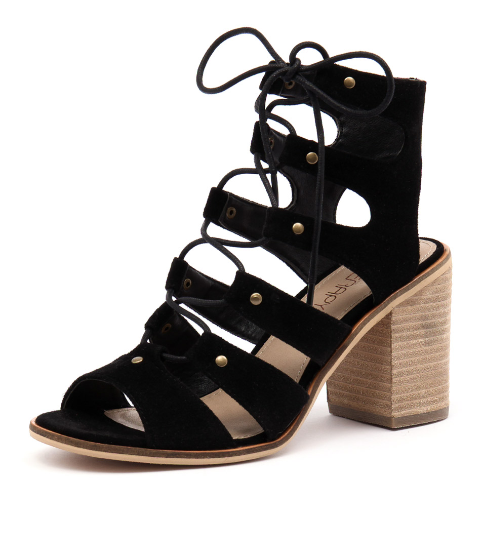 Clear Heeled Shoes Sydney