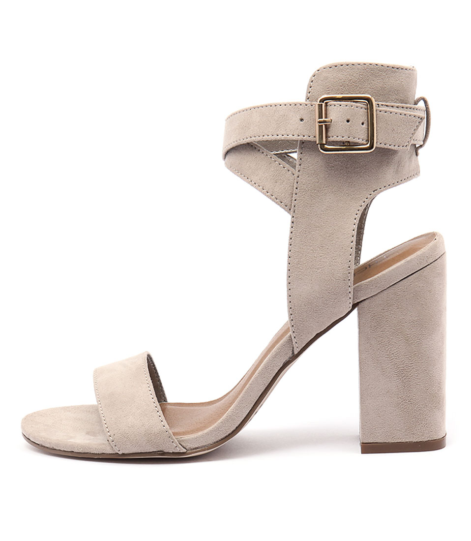 Therapy Collins Concrete Dress Heeled Sandals