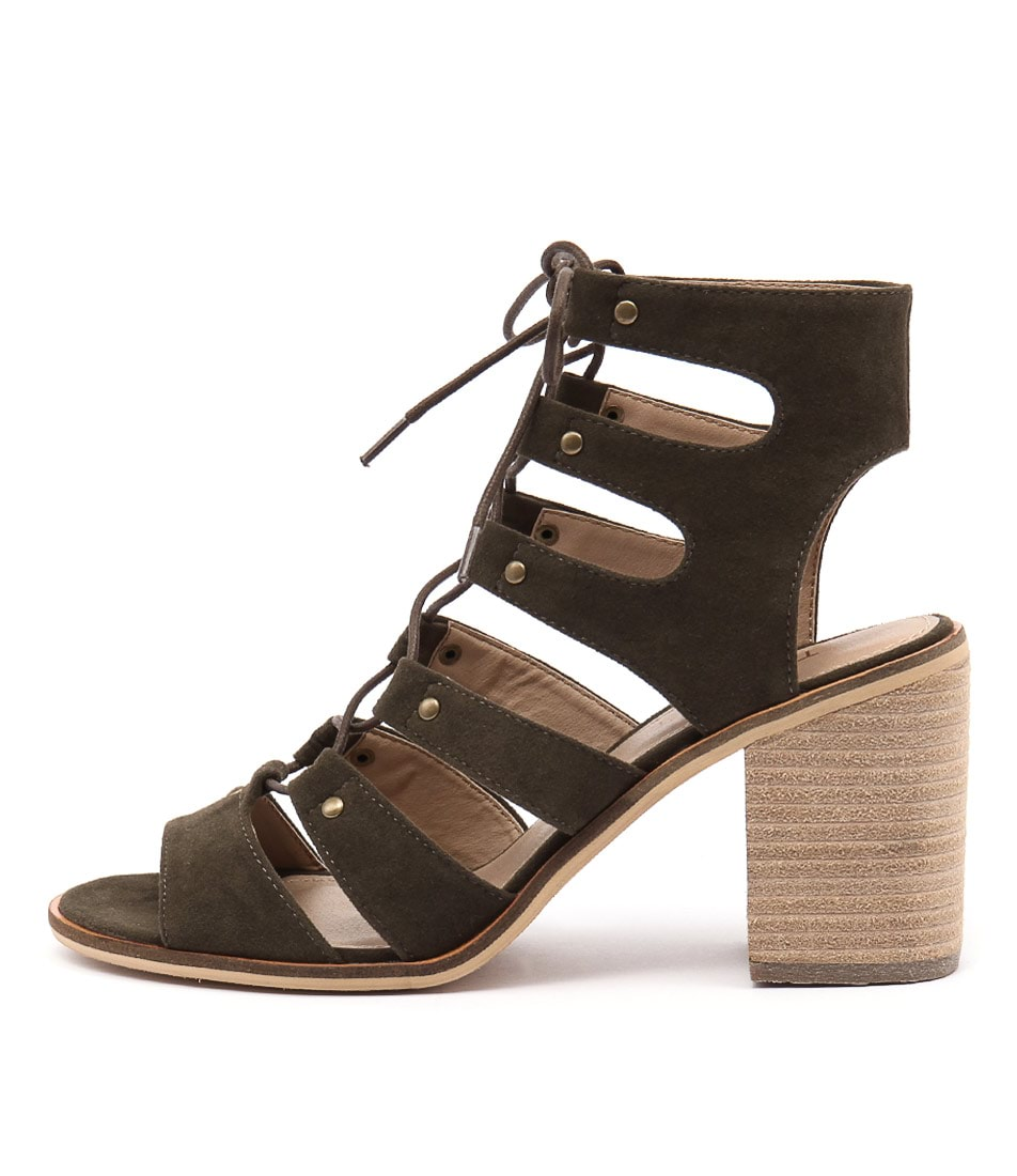 Therapy Newport Khaki Sandals
