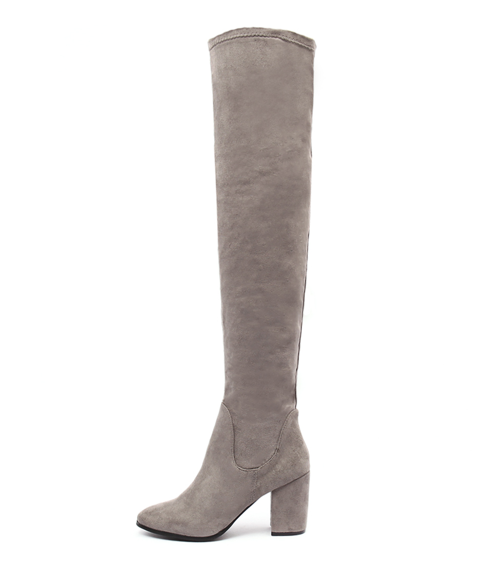 Therapy Hanover Grey Casual Long Boots buy  online