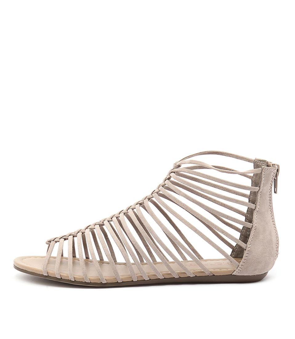 Therapy Mimosa Th Concrete Casual Flat Sandals