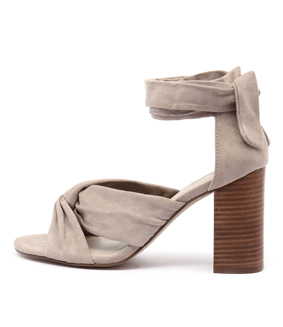 Therapy Magarita Concrete Heeled Sandals