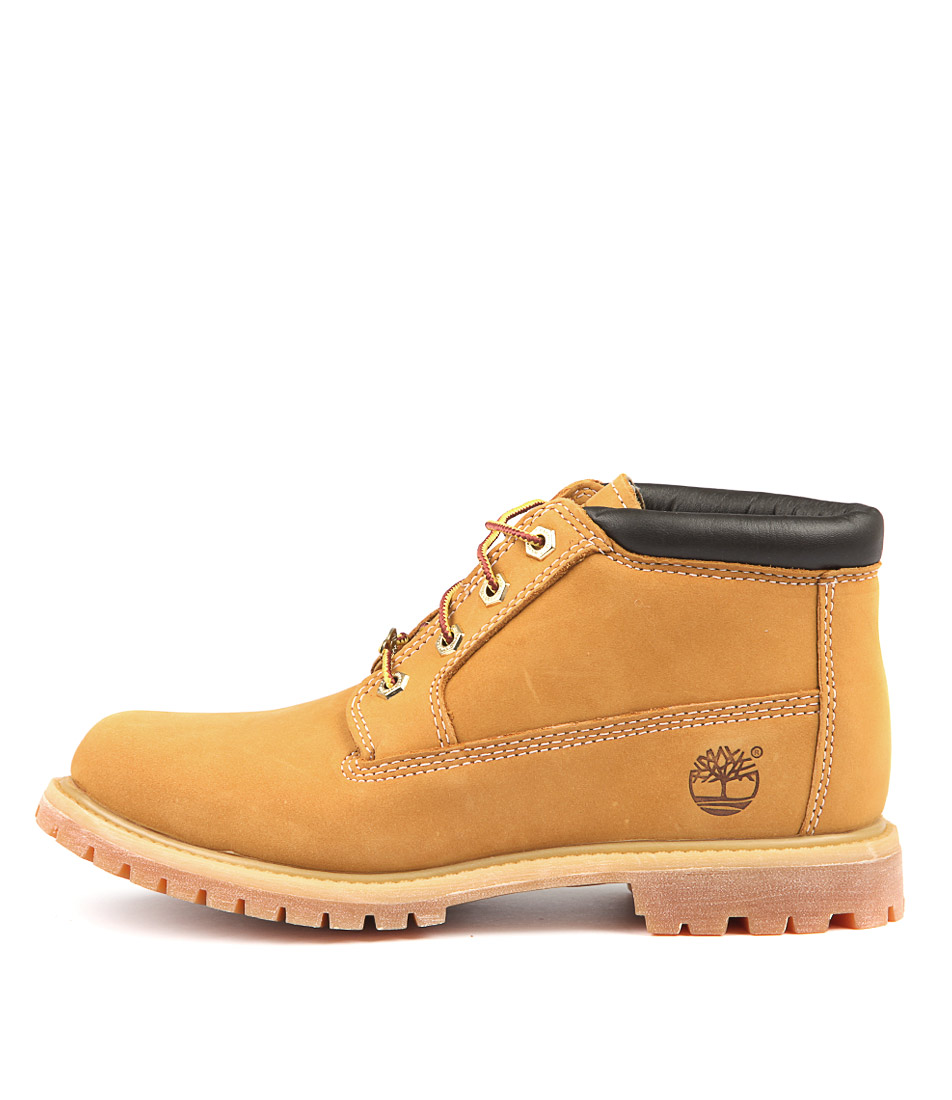 Timberland Nellie Chukka Wheat Ankle Boots