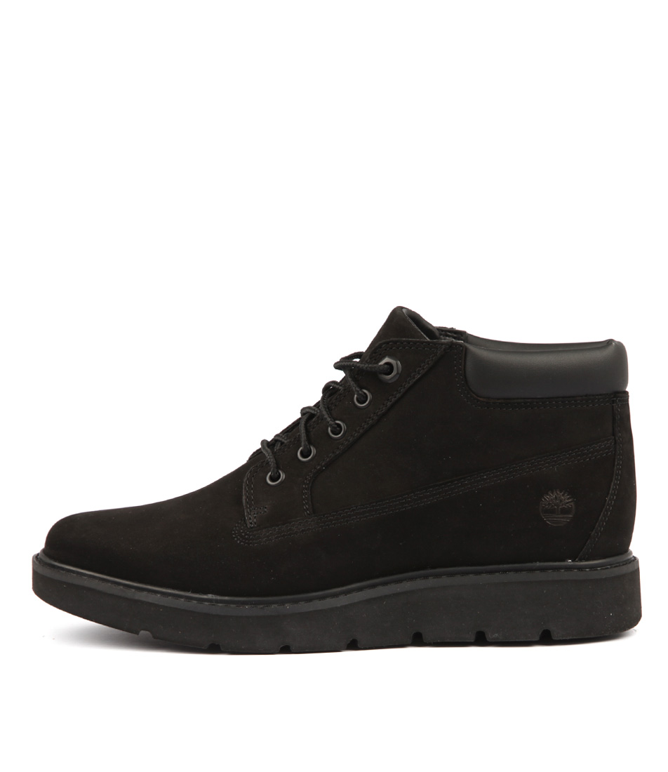 Buy Timberland Kenniston Nellie Black Ankle Boots online with free shipping