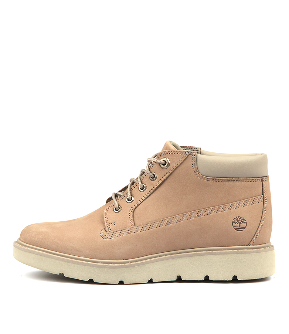 Timberland Kenniston Nellie Light Taupe Ankle Boots