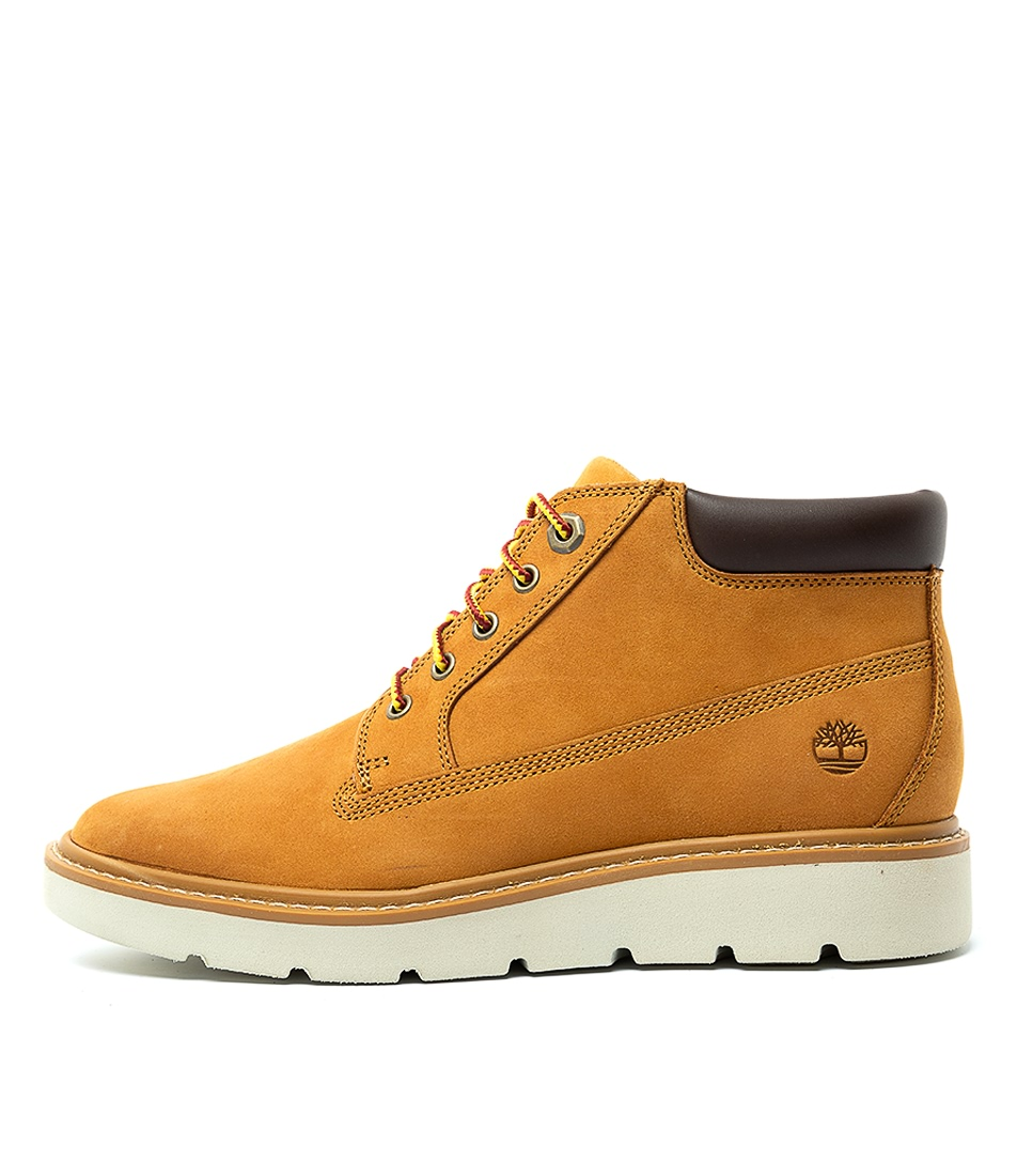 Buy Timberland Kenniston Nellie Wheat Ankle Boots online with free shipping