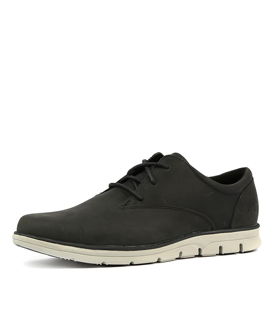 New-Timberland-Bradstreet-Oxford-Mens-Shoes-Casual-Shoes-Flat thumbnail 3
