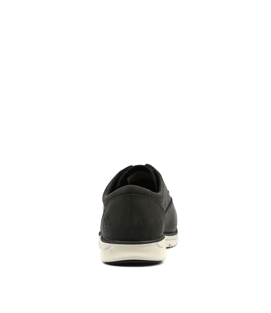 New-Timberland-Bradstreet-Oxford-Mens-Shoes-Casual-Shoes-Flat thumbnail 4