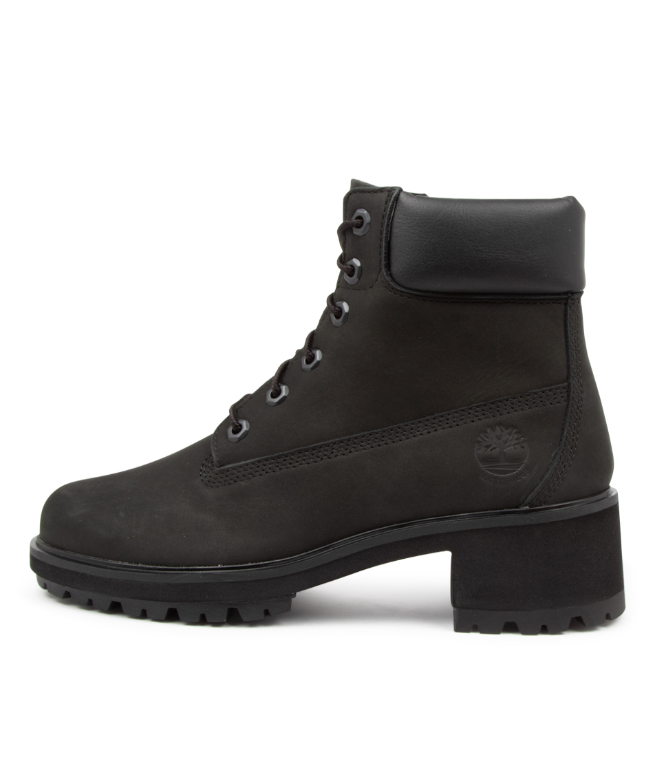Buy Timberland Kinsley Boot Tm Black High Heels online with free shipping