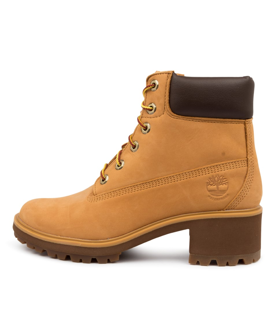 Buy Timberland Kinsley Boot Tm Wheat High Heels online with free shipping