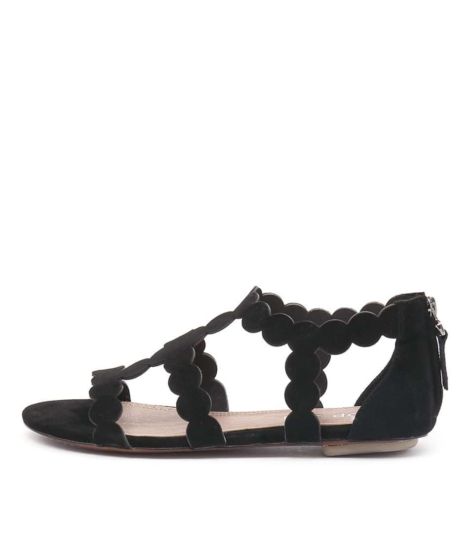 buy Top End Pless Black Sandals shop Top End Sandals online