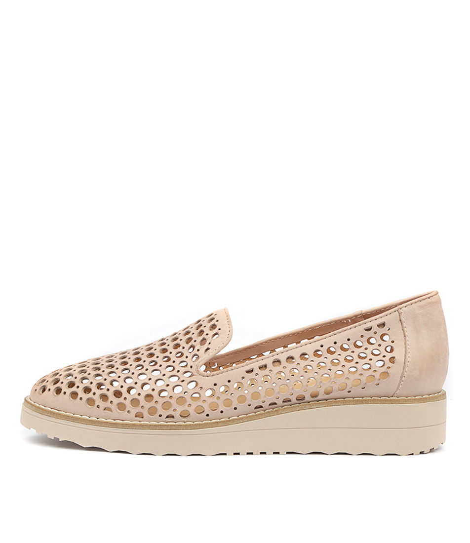 Buy Top End Osta Nude Nude Sole Flats online with free shipping