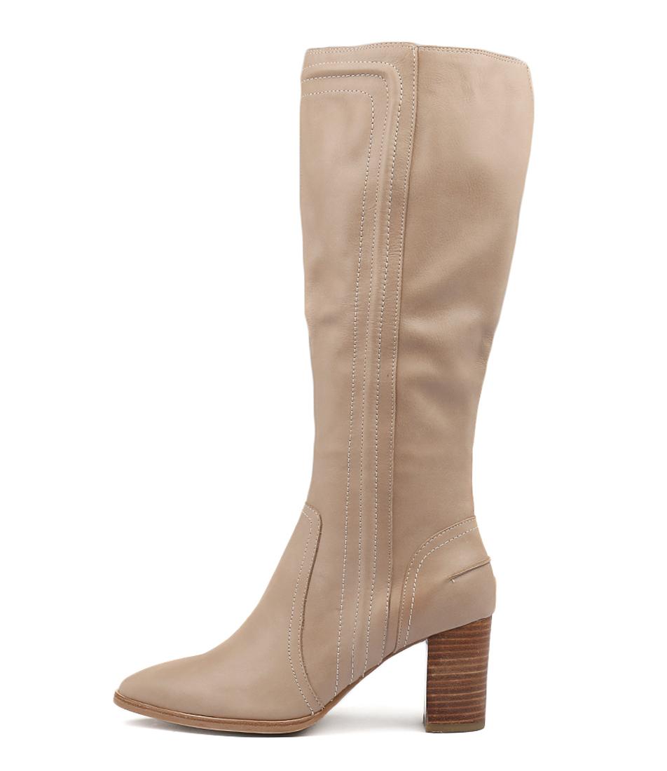 Top End Anita Latte Long Boots