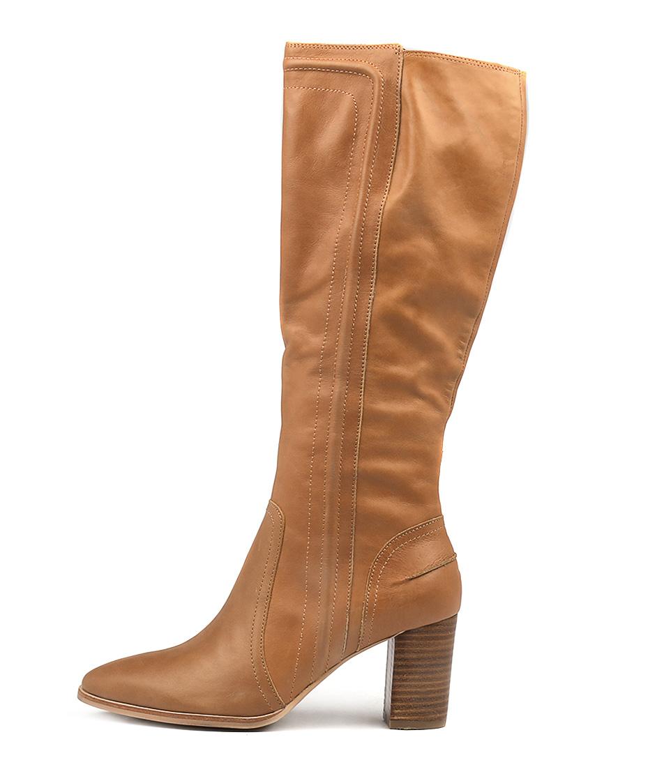 buy Top End Anita Tan Long Boots shop Top End Boots online