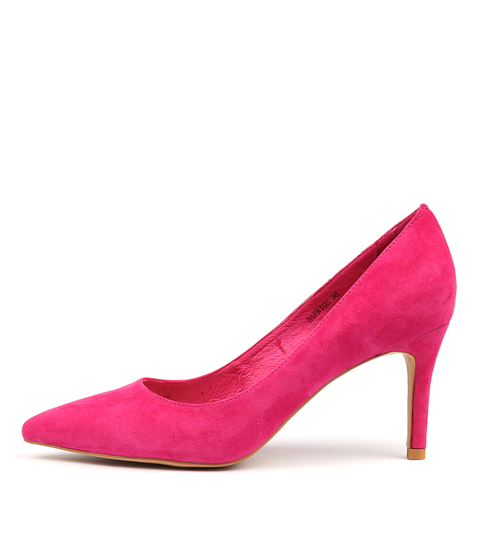 Buy Top End Barrios Fuchsia High Heels online with free shipping