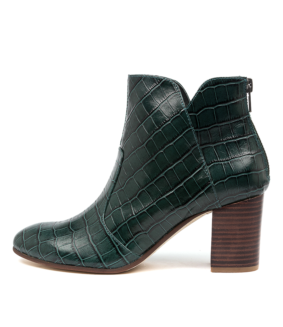 Buy Top End Upclimb Forest Dress Ankle Boots online with free shipping