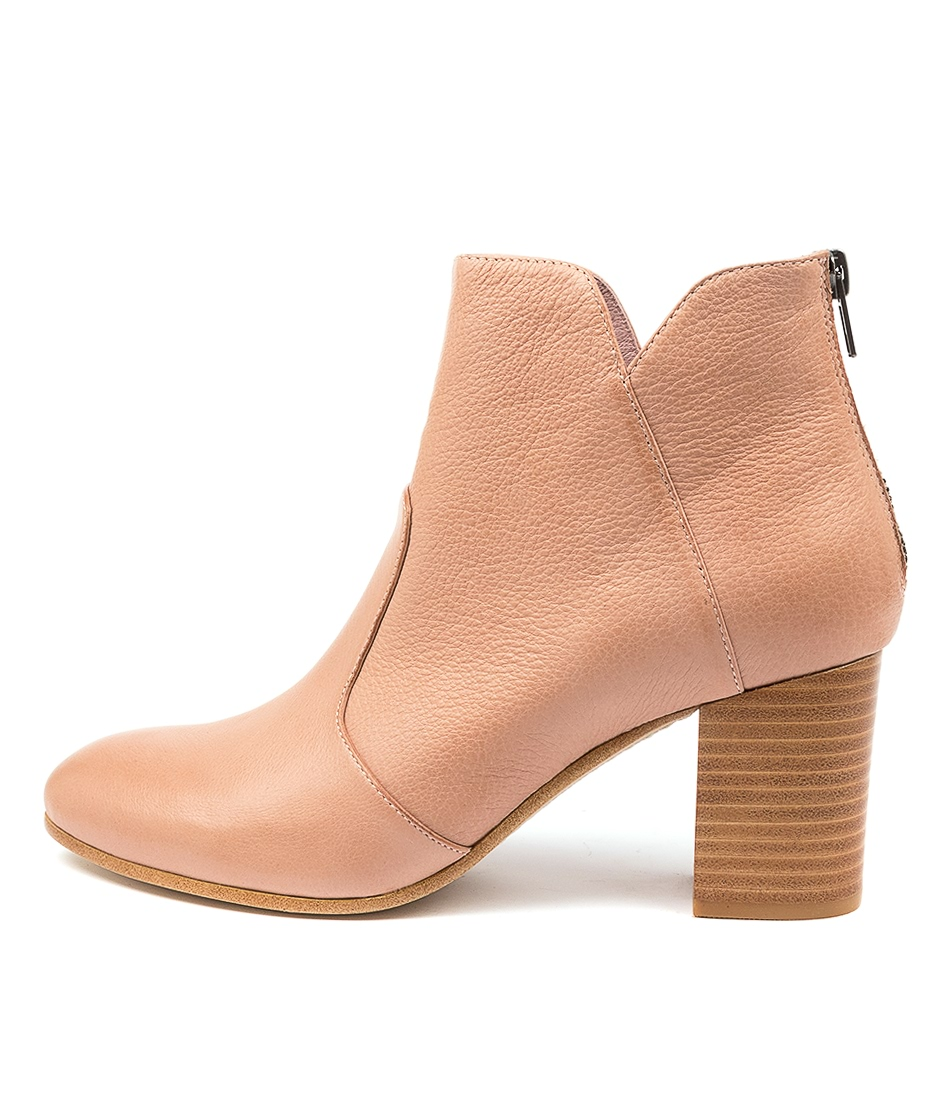 Buy Top End Upclimb Warm Rose Ankle Boots online with free shipping