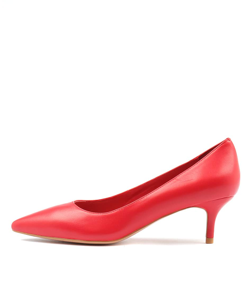 Top End Certain Red High Heels