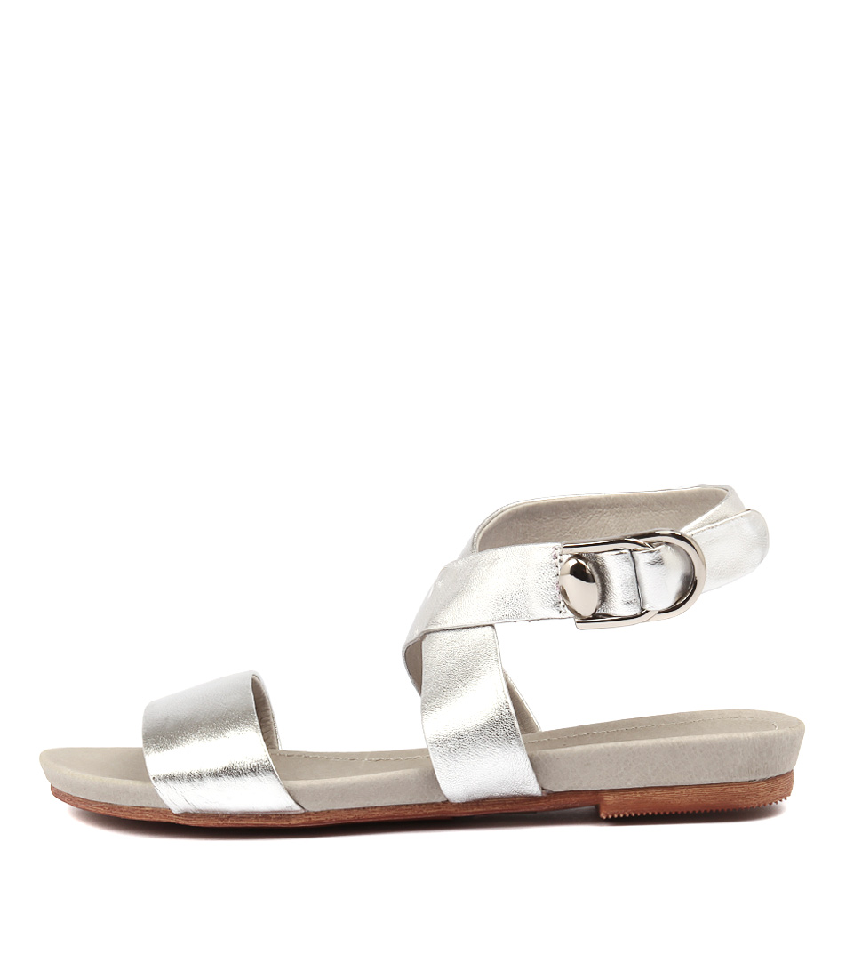 Top End Connect Silver Sandals