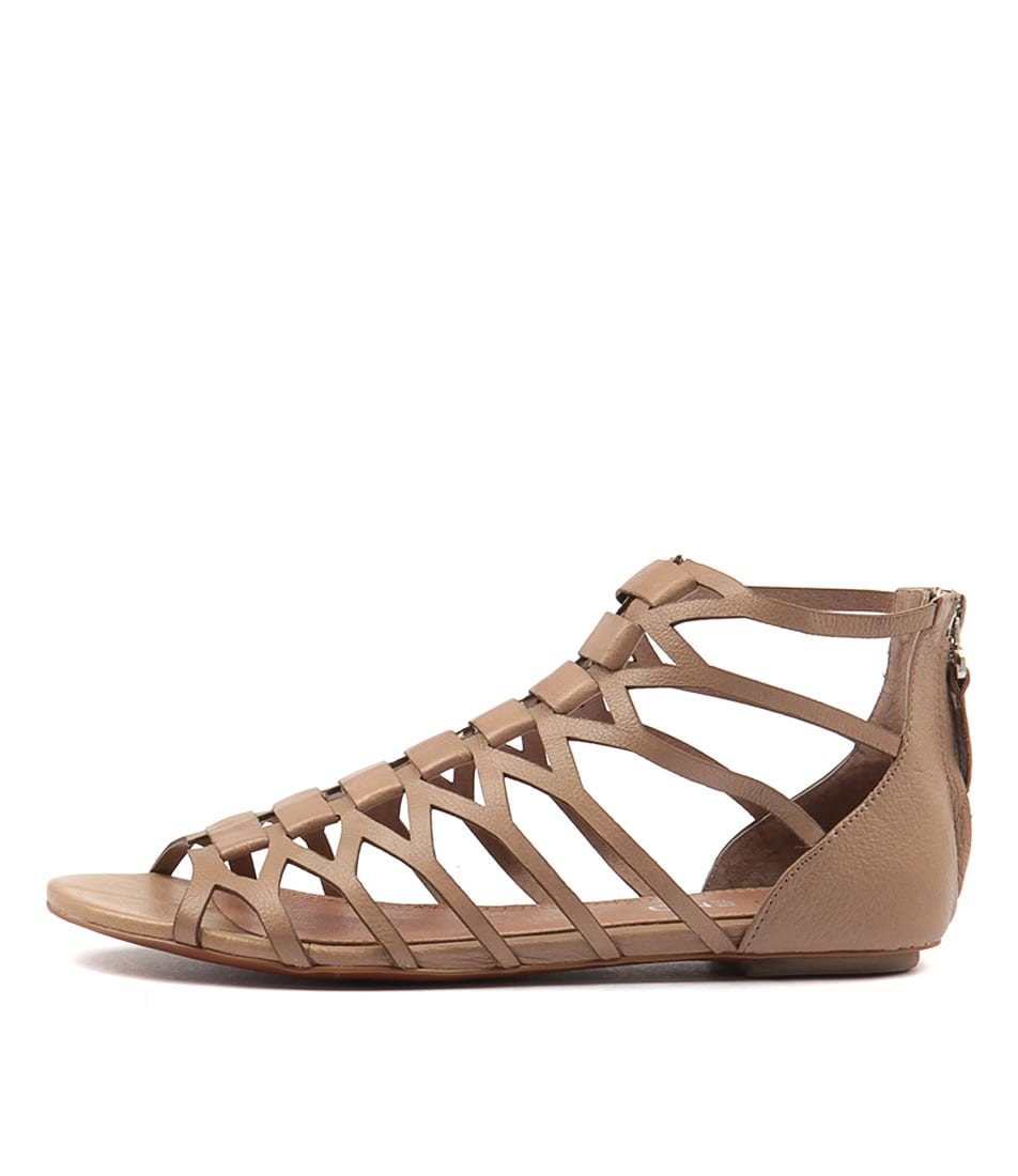 Top End Pilly Taupe Sandals