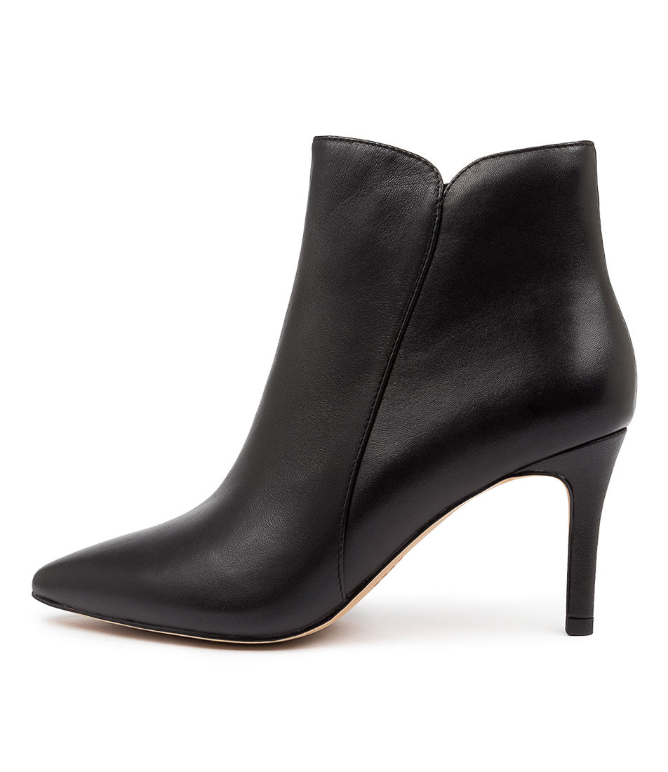 Buy Top End Barbar Black Dress Ankle Boots online with free shipping