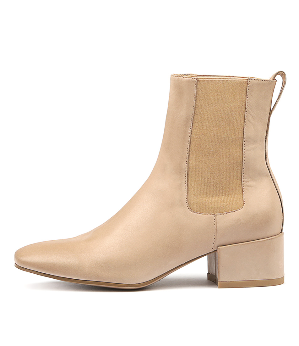 Top End Halie Skin Ankle Boots