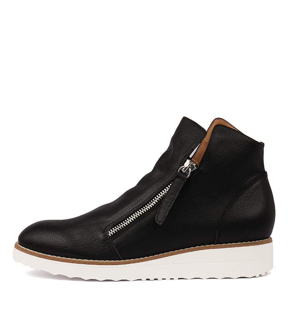 Buy Top End Ohmy Black Sneakers online with free shipping