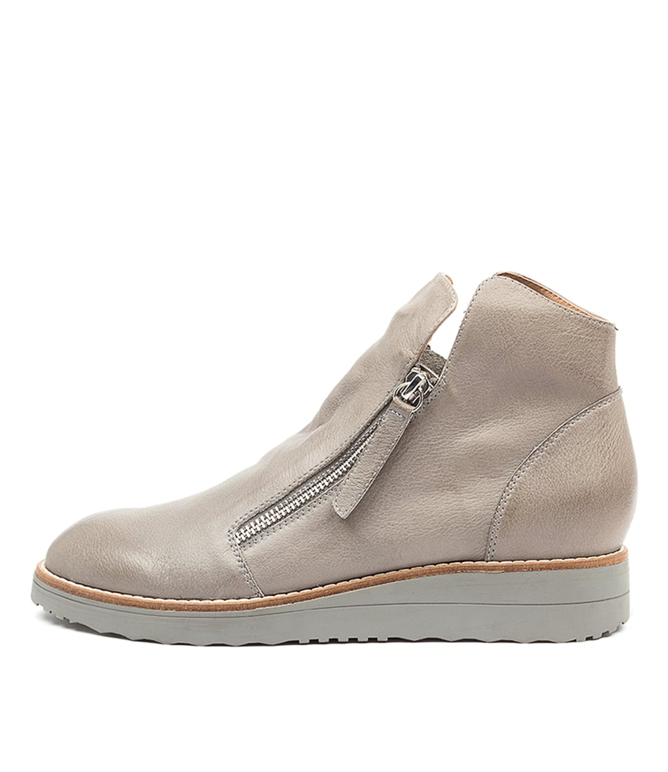 Buy Top End Ohmy Grey Grey Sole Sneakers online with free shipping