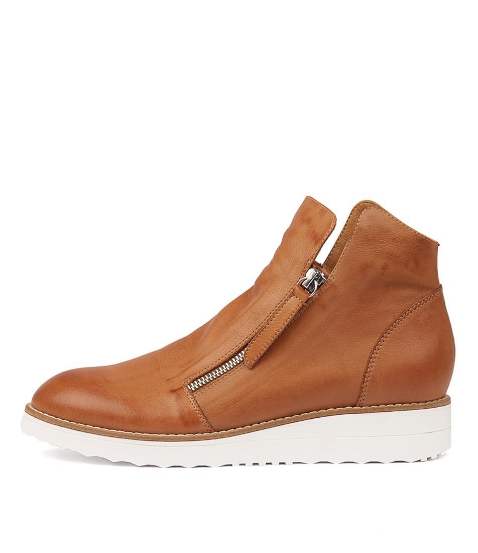 Buy Top End Ohmy Dk Tan Sneakers online with free shipping