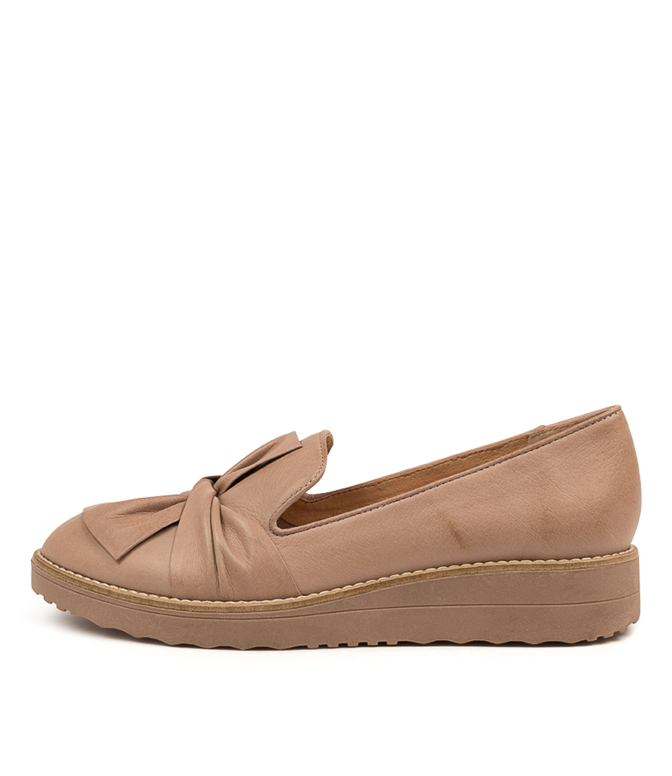 Buy Top End Oclem Cafe Cafe Sole Flats online with free shipping