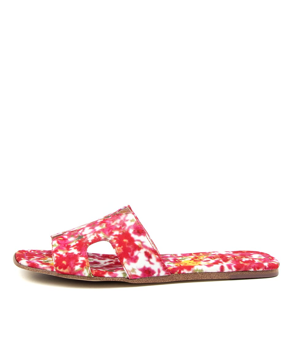 Buy Top End Leamon Springtime Flat Sandals online with free shipping