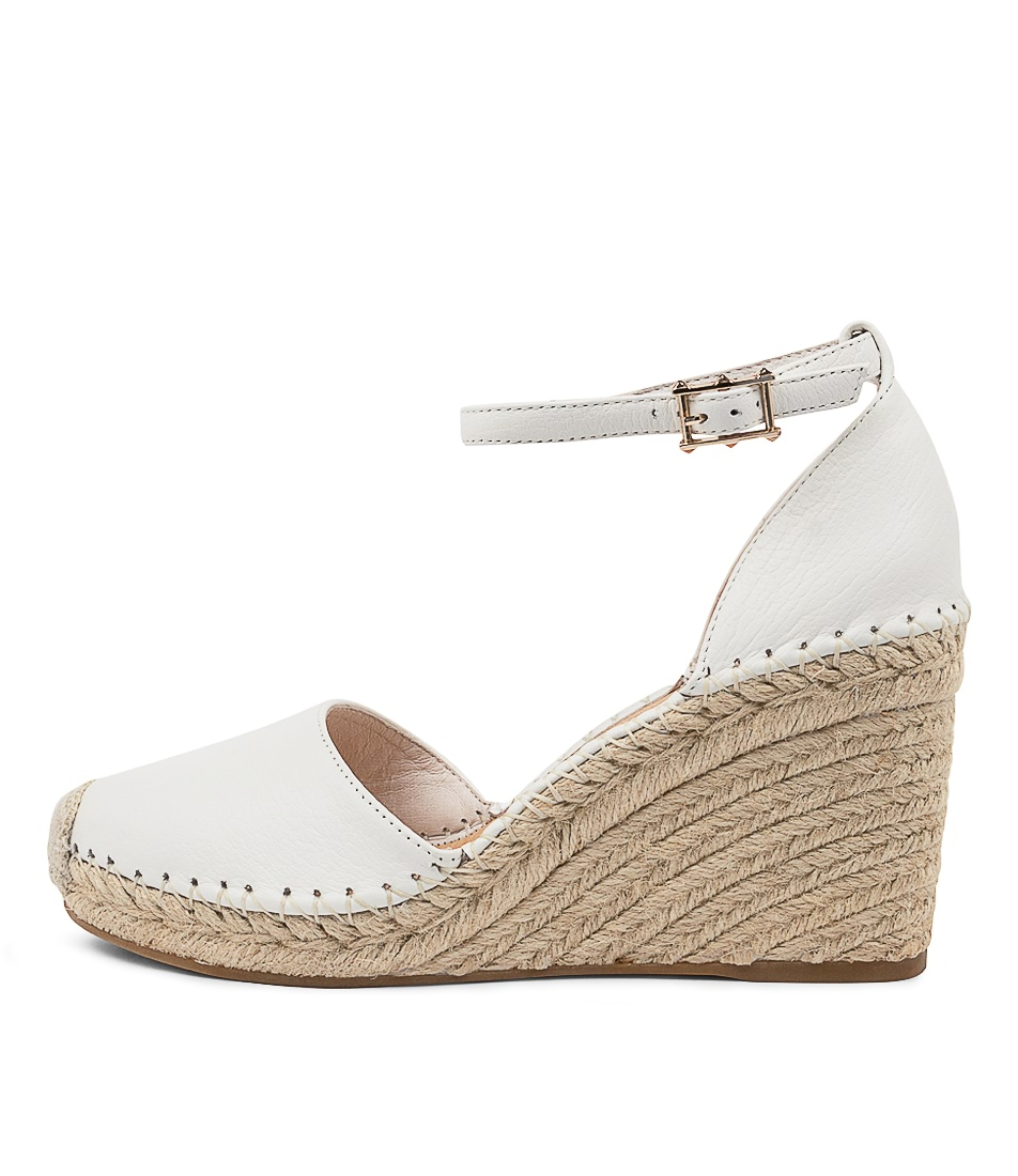 Buy Top End Madden White High Heels online with free shipping