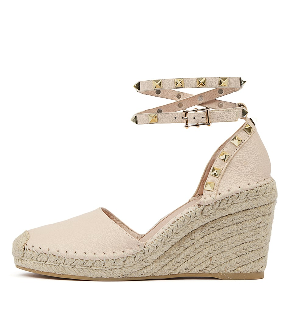 Buy Top End Mikkel Nude High Heels online with free shipping