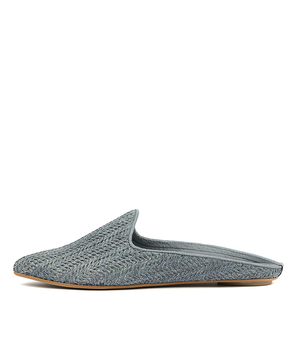 Buy Top End Reynold Blue Flats online with free shipping