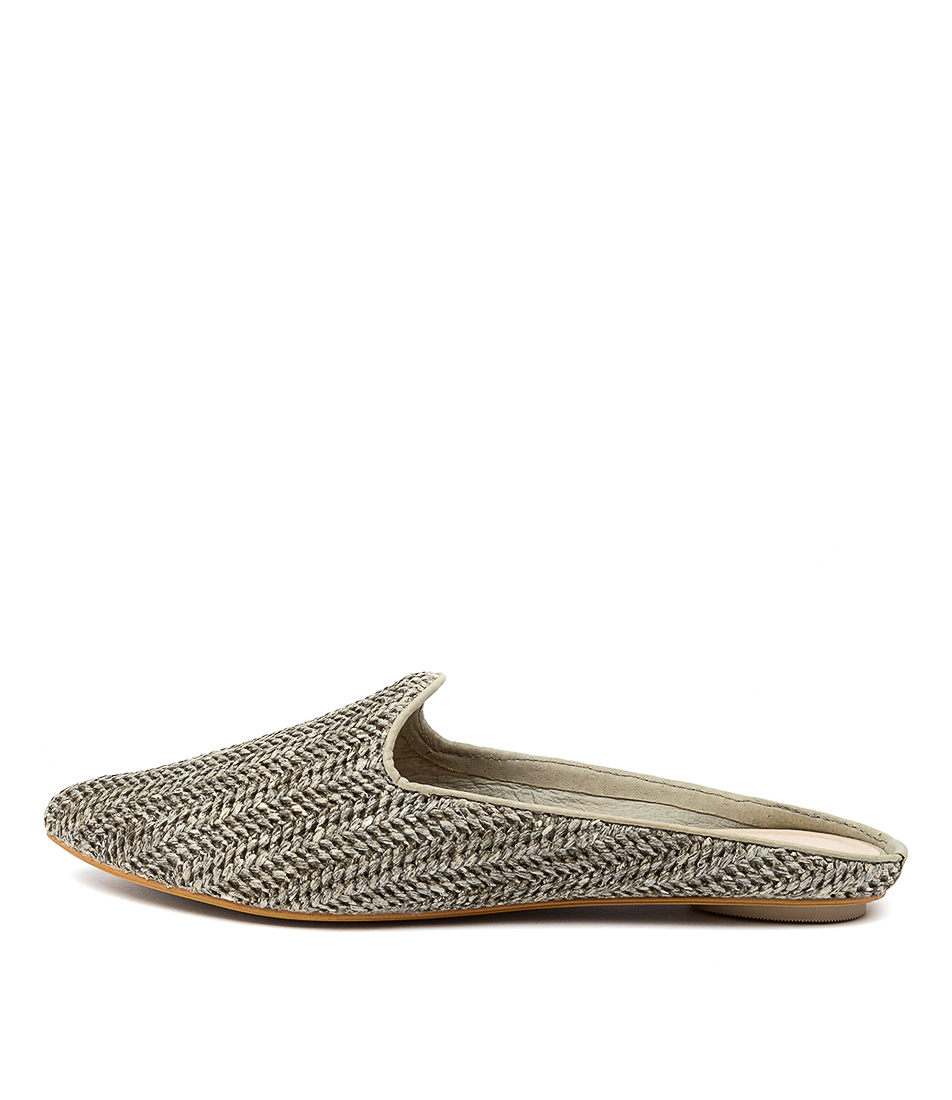 Buy Top End Reynold Khaki Flats online with free shipping