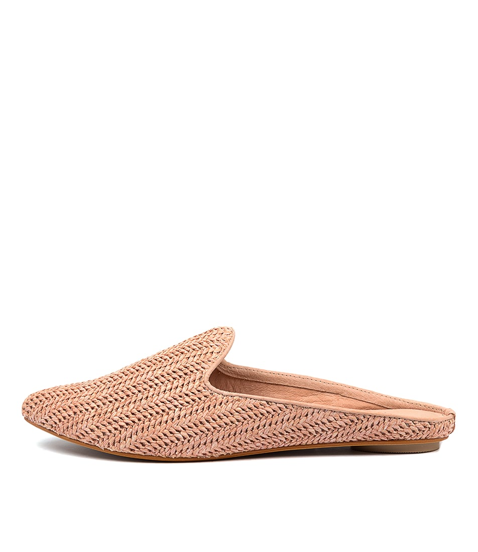 Buy Top End Reynold Pink Flats online with free shipping