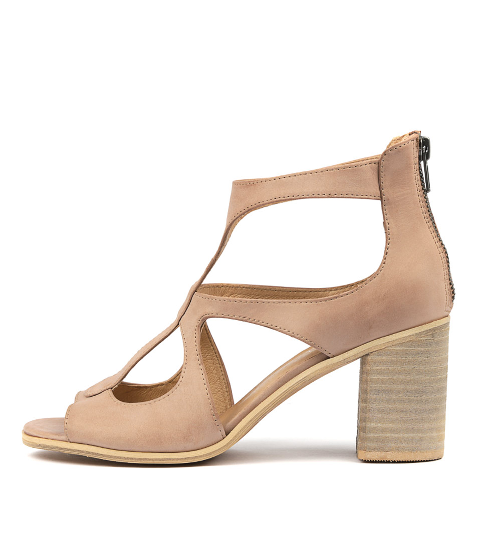 Buy Top End Winfolm Cafe Heeled Sandals online with free shipping