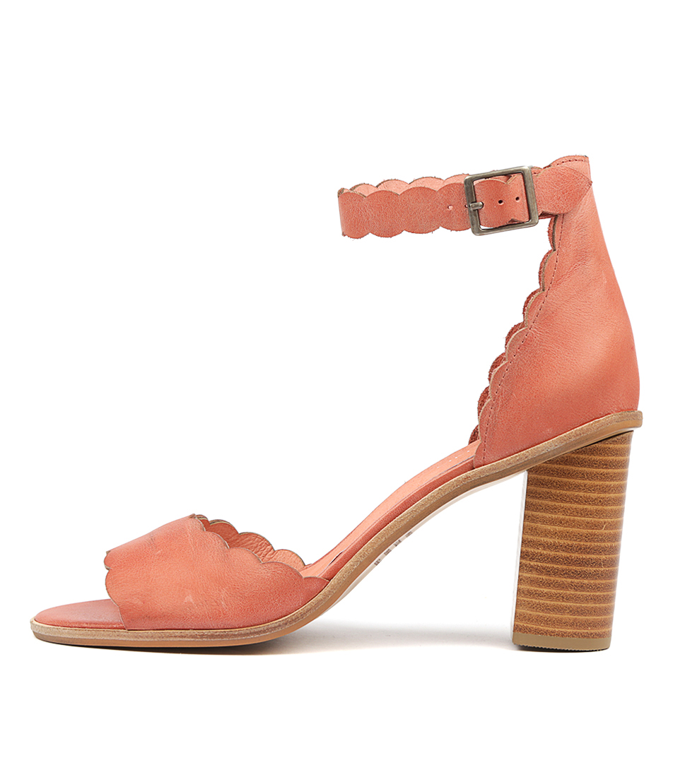 Buy Top End Zavier Brick Heeled Sandals online with free shipping