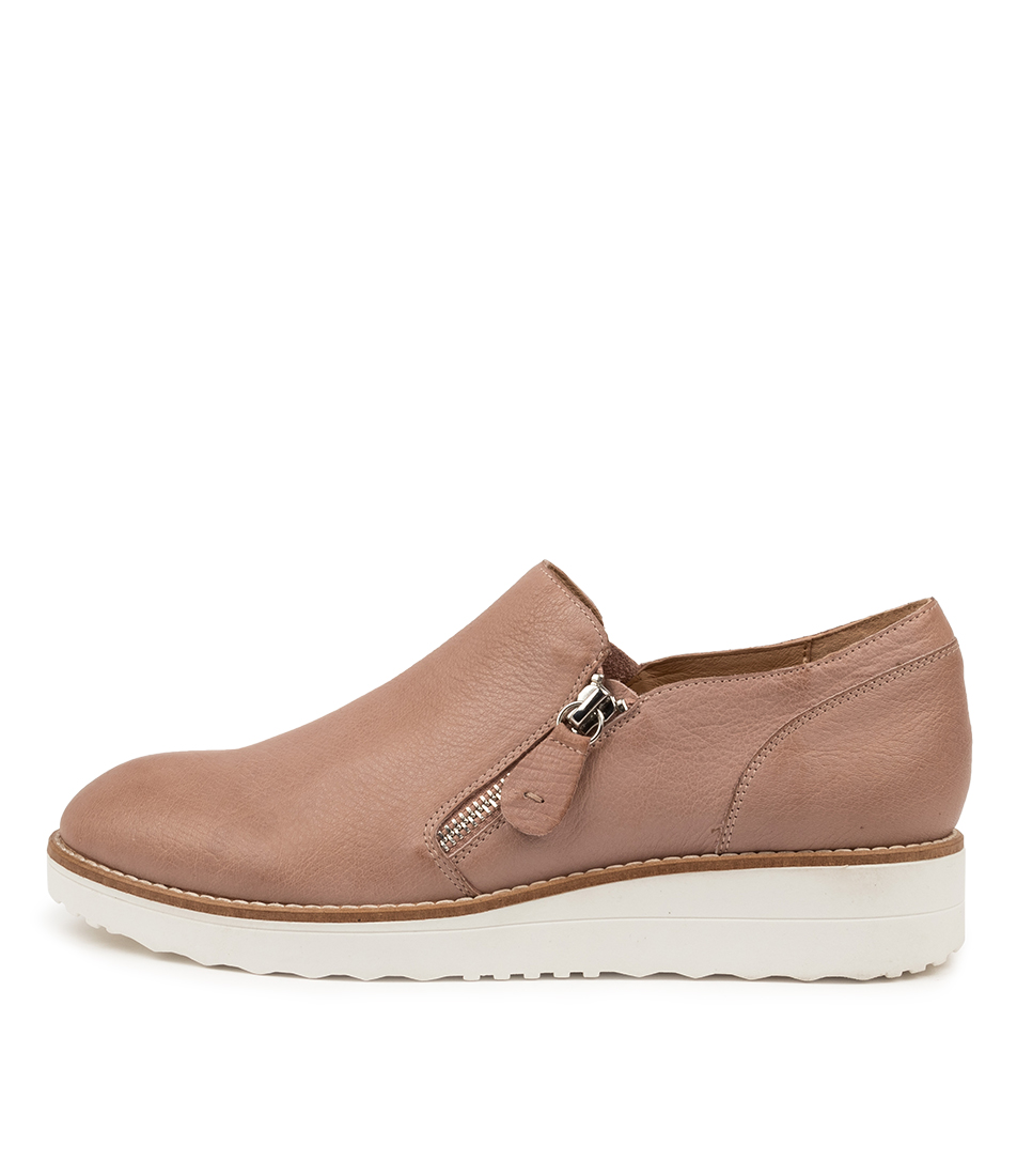 Buy Top End Otilia Rose White Sole Flats online with free shipping