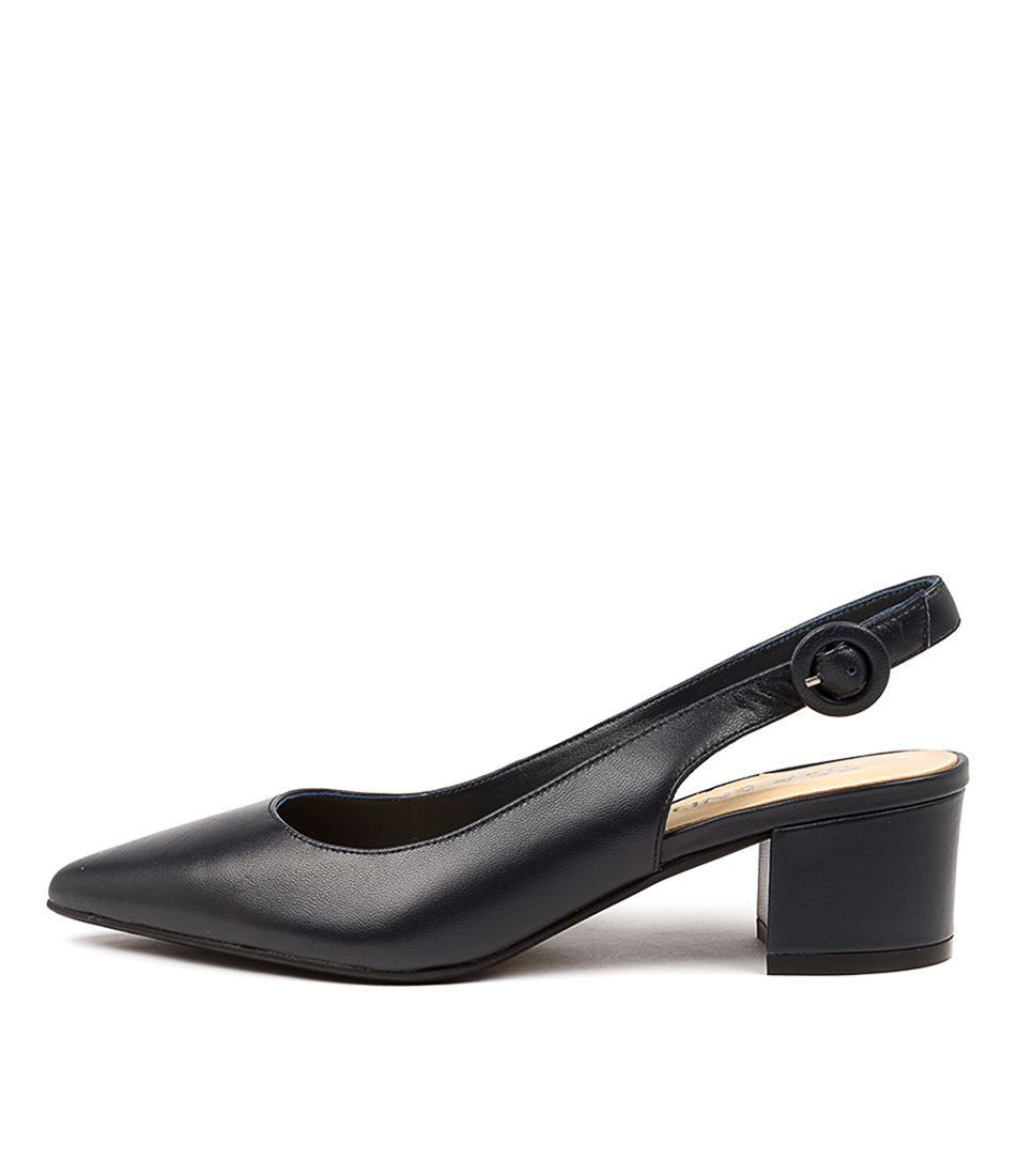 Buy Top End Abigale Navy High Heels online with free shipping