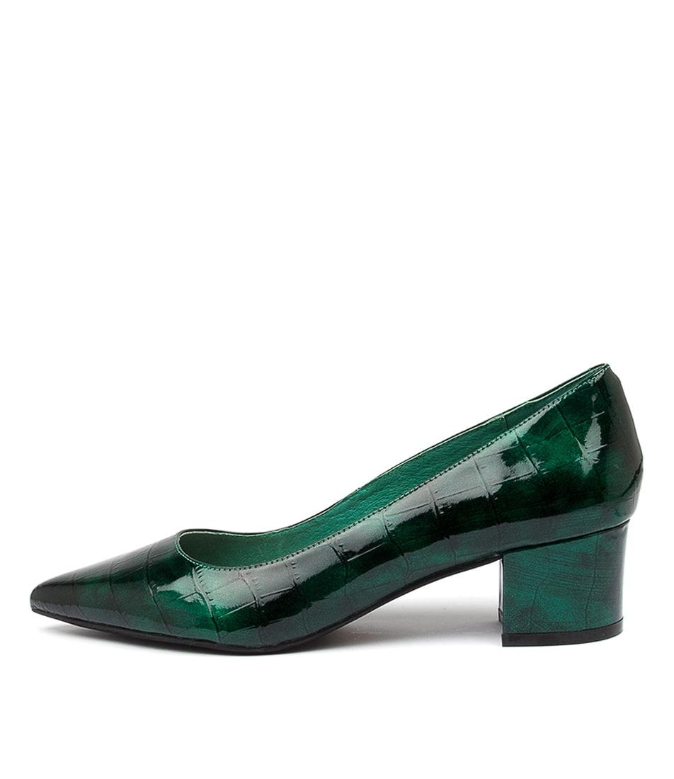 Buy Top End Alger Emerald High Heels online with free shipping