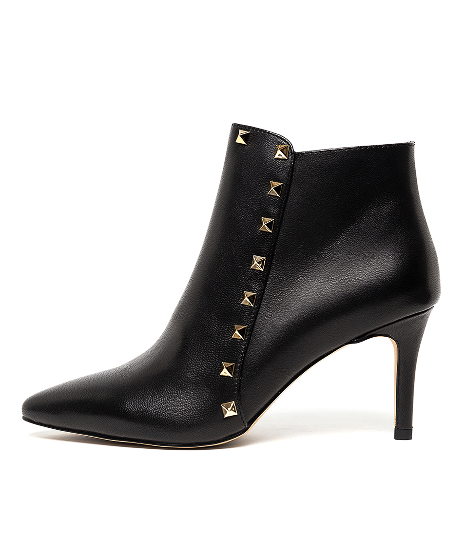 Buy Top End Brynlee Black Ankle Boots online with free shipping