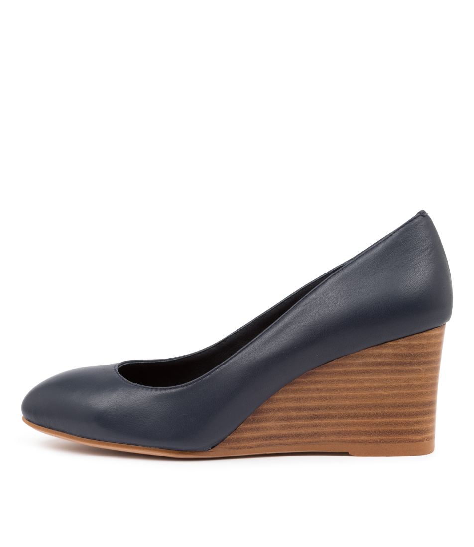 Buy Top End Melvina Navy High Heels online with free shipping