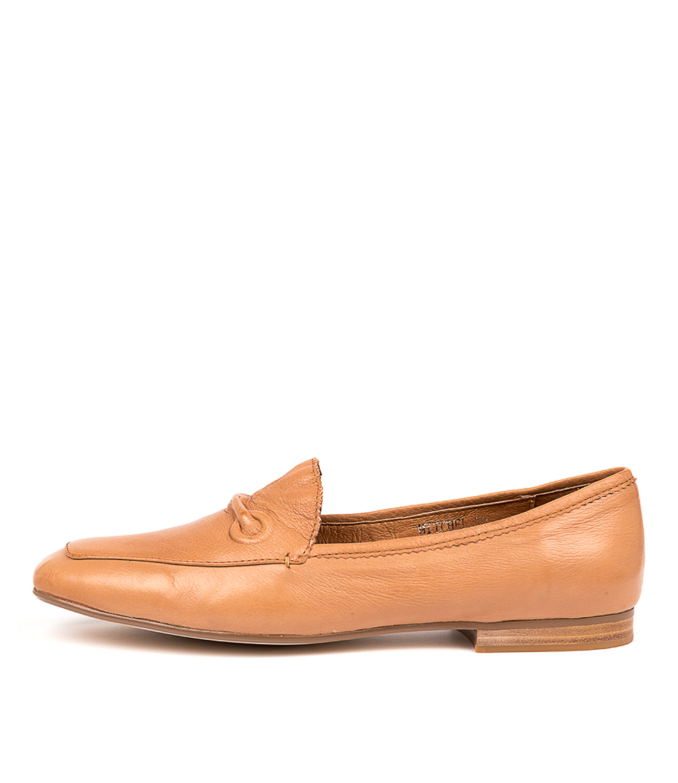 Buy Top End Mitchel Tan Flats online with free shipping